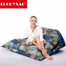 Sitzsack Indoor And Outdoor Bean Bag Giant Cushion Beanbag Sofa Chair