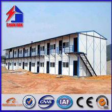 Malaysia Project Low Cost K Type Prefab House/ Prefab Home with sandwich panel