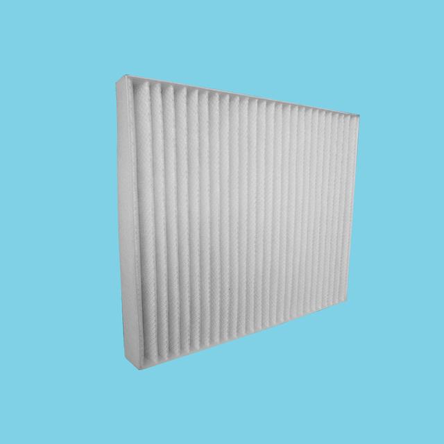Long service life Medium efficiency Non-woven frame cabin filter