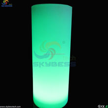 Hot sale lighting decoration Column with white color for events/party/wedding