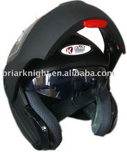 double lens flip up helmet