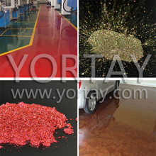 Metallic Mica Powder for 3D Epoxy Floor Coating/Metallic Epoxy Floor Coating Pigment