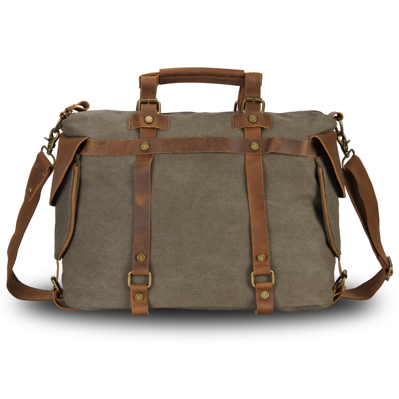 1a9780d58507 Get Quotations · 2015 VN HOT High Quality Multifunction Men Canvas Bag  Outdoor Canvas Shoulder Handbags Travel Bags Men