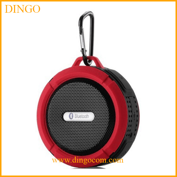 new product portable wireless mini waterproof bluetooth speaker