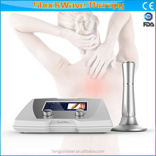 Advanced technology pain treat shockwave instrument for pain relief