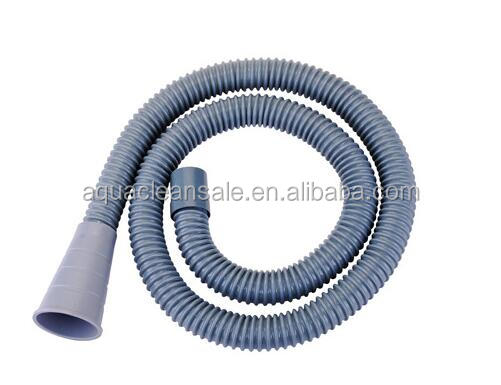 washing machine flexible drain hose pipe and inlet pipe