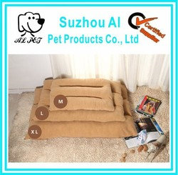 Fashion Fleece Dog Beds for Large Dogs