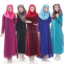 high quality muslim gown Kaftan muslim evening dress abaya