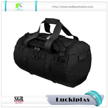Wholesale durable barrel shape tarpaulin pvc 150 liter waterproof duffle bag
