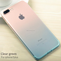 DFIFAN TPU material phone case for iphone 7 plus,clear mobile phone cover for iphone 7 plus case