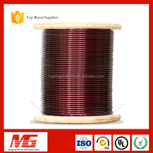Class 180 Solderable Polyurethane AWG30-32 Polyesterimide 18 12 Gauge Aluminium Enamelled Magnet Wire