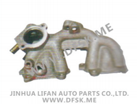Intake manifold of CHANA
