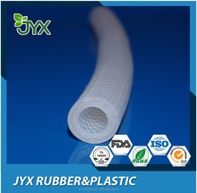 Customize platinum cured braided silicone hose