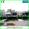 smart automated garage parking/double deck auto stacker/hydraulic double layer car storage lifts