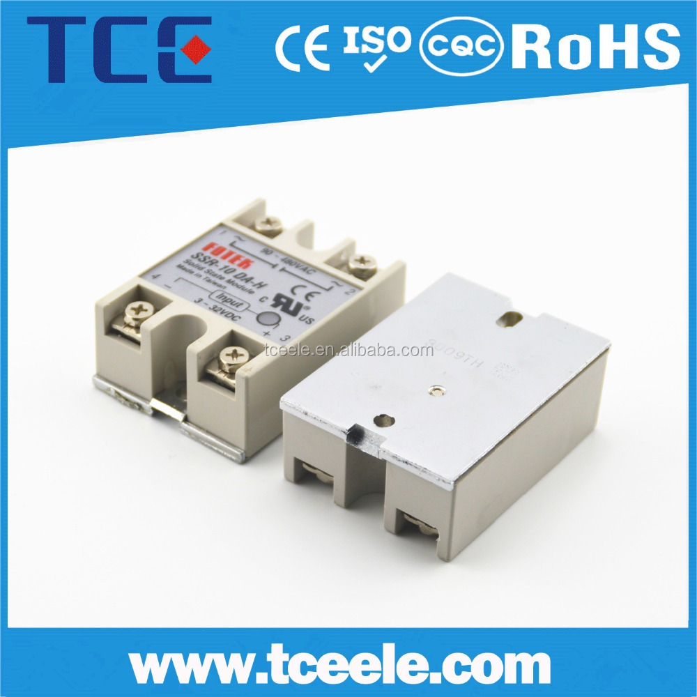 3 Phase Ac Dc Solid State Relay 25a Ssr Buy For Relayfotek Relay12v Product On