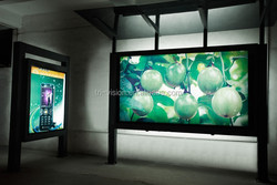 picture frame digital LED outdoor display