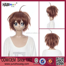 Korean synthetic fiber cosplay wig for boy