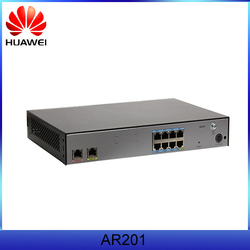 2015 Huawei High-performence AR201 Enterprise Router with 8 x FE Fixed Ethernet Switching Ports