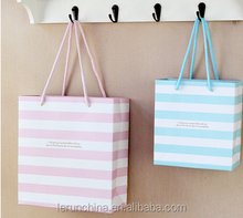 Fancy Paper Tiny Paper Bags For Gifts Packaging