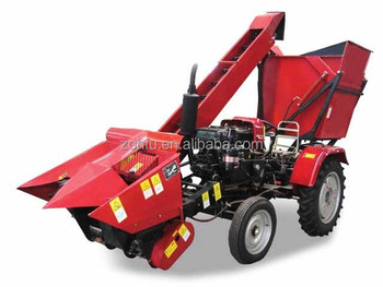 used sweet corn harvester for sale/corn harvester machine/mini rice combine harvester