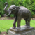 Hot Sale Garden Decorative Elephant Statue Bronze Animal Sculpture Thailand