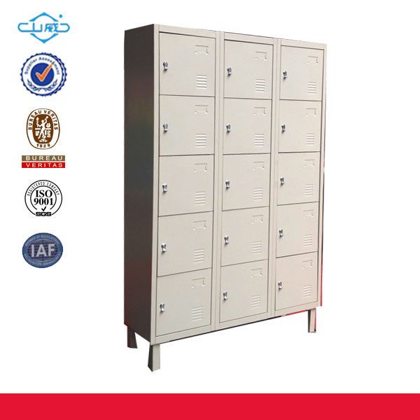 Furniture closets steel cabinet <strong>12</strong> doors steel wardrobe