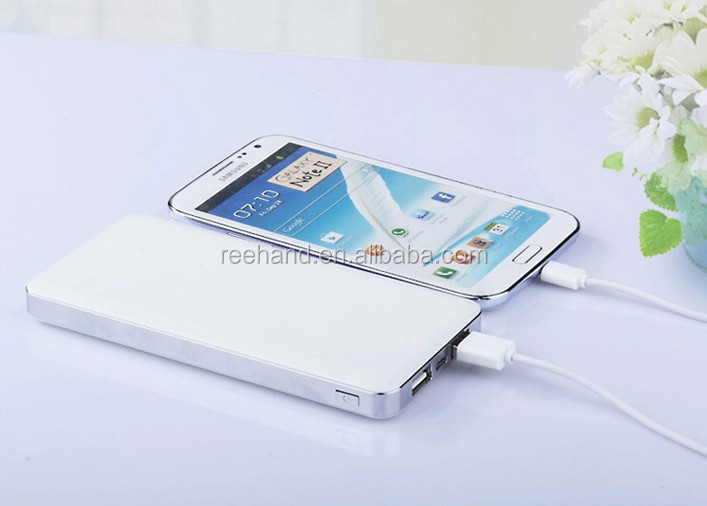 Mobile power bank/travel charger super capacity 12000mAh Li polymer battery for samsung/htc