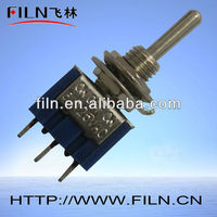 20A 2position on-off 3 pin remote control toggle/ latched/ momentary switch