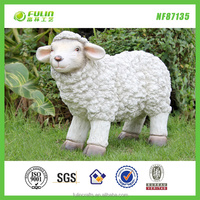 Sheep Figurines Resin Animal, Decorative Sheep Figurines