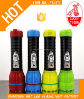 New Product Torch, LED Tiger King Flashlight