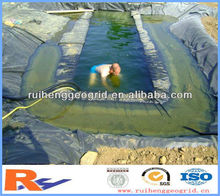 HDPE membrane sheet for artificial fish pond