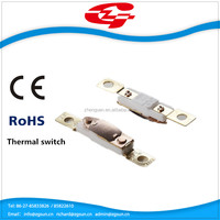 Bimetal Hair Dryer Thermostat Resettable Fuse