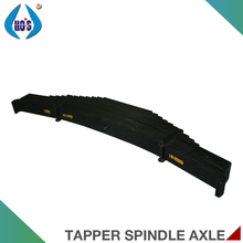 High Quality Suspension Parts Small Leaf Spring Assembly For Trailer