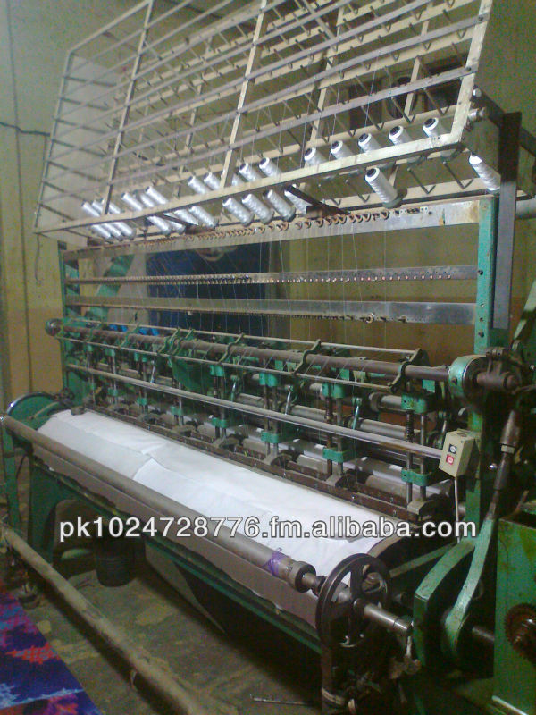 USED WONCHANG MULTI NEEDLE QUILTING MACHINE