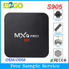 2016 1GB/8GB quad core tv box 4k Amlogic S905 MXQ Pro Android 5.1 satellite receiver android smart tv box
