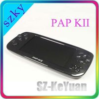 "4.3"" 4GB capacity MP5 PAP KII Game Console"