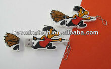 Wizard novelty shape usb flash disk