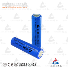 Wholesales lowest price 18650 rechargeable battery lifepo4 3.2V 1300MAH for electric golf cart motors battery