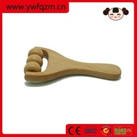 Wood body massager health care products