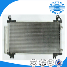 16 Years Experience Auto A/C Condenser For Toyotas Car Yaris 06-08 XD 08-10 DPI 3580