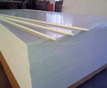 5mm White PVC Foam Board/Sintra PVC Foam Sheet/Solid Board
