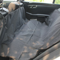 Auto Interior Cover Designed for Pets Waterproof Polyester Oxford Pet Dog Car Seat