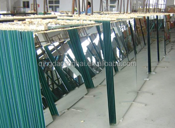 2mm ~ 8mm chrome mirror aluminum mirror ,chrome mirror silver mirror ,for the furniture