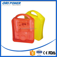 OP CE FDA ISO approved promotion mini personal plastic novelty first aid kit for gift