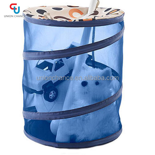 Pop Up Animal Laundry Basket