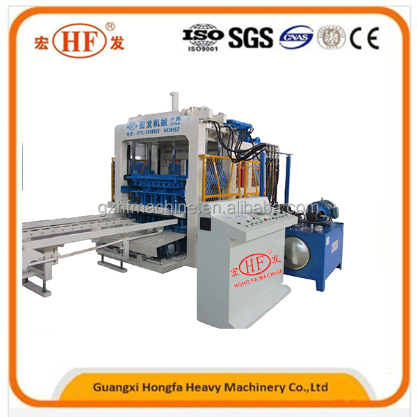 Automatic Color Decorative Block Making Machines /Equipment Factory