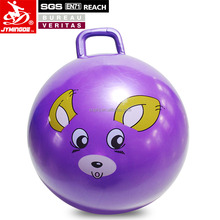 Hot selling space hopper ball with handle