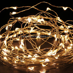2M10M 50M Copper Wire Ultra Thin Copper Wire Fairy Led String Lights