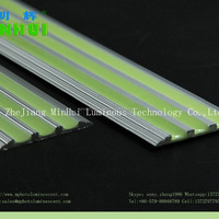 Photoluminescent Aluminum Stair Nosing Glow In