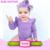 2017 Spring Summer New Baby Cotton Clothes Romper Blank Short and Long Toddler Flutter Sleeve Onesie